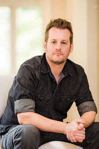 Scott Woldin, CMOco Creative Director