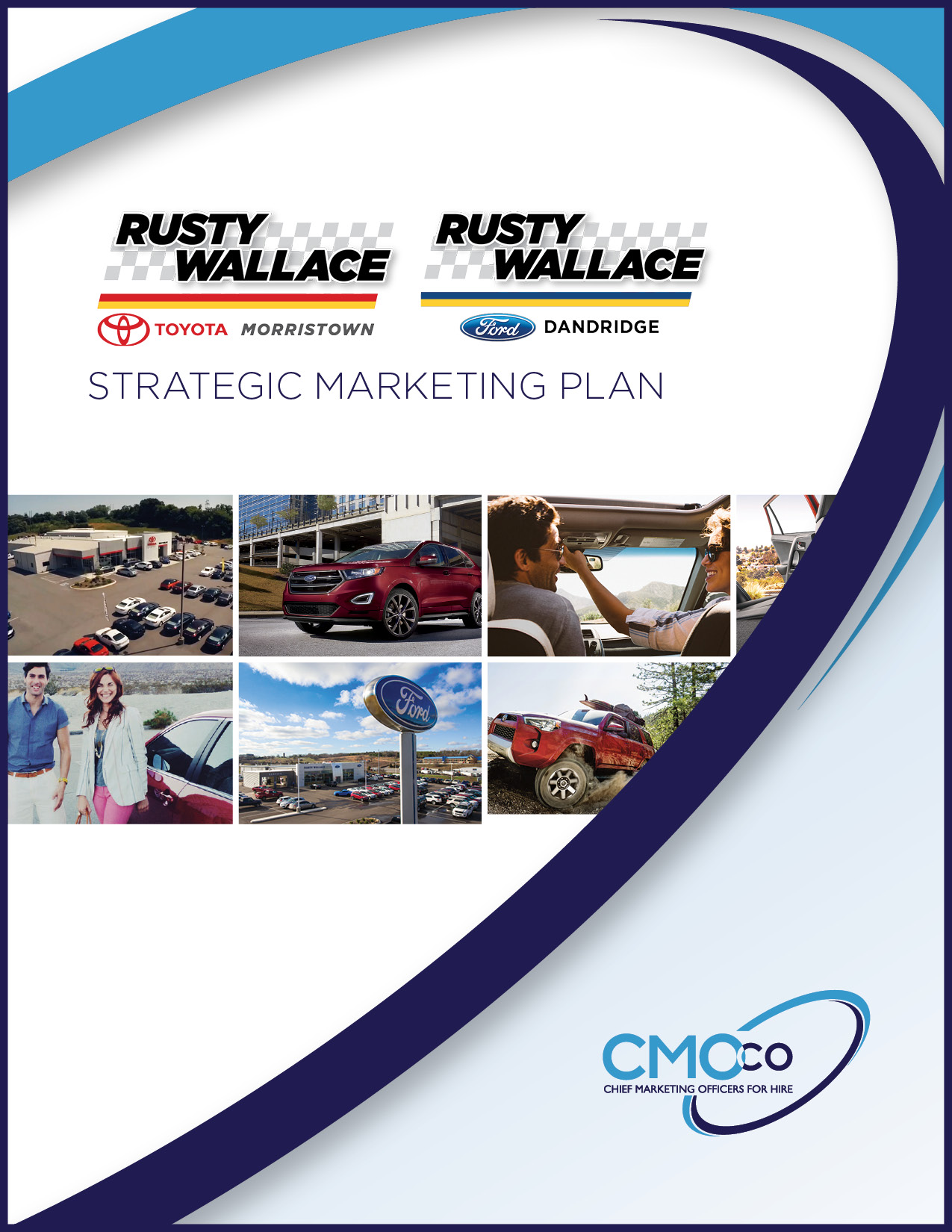 CMOco develops highly strategic marketing plans to help you rise above your competition.