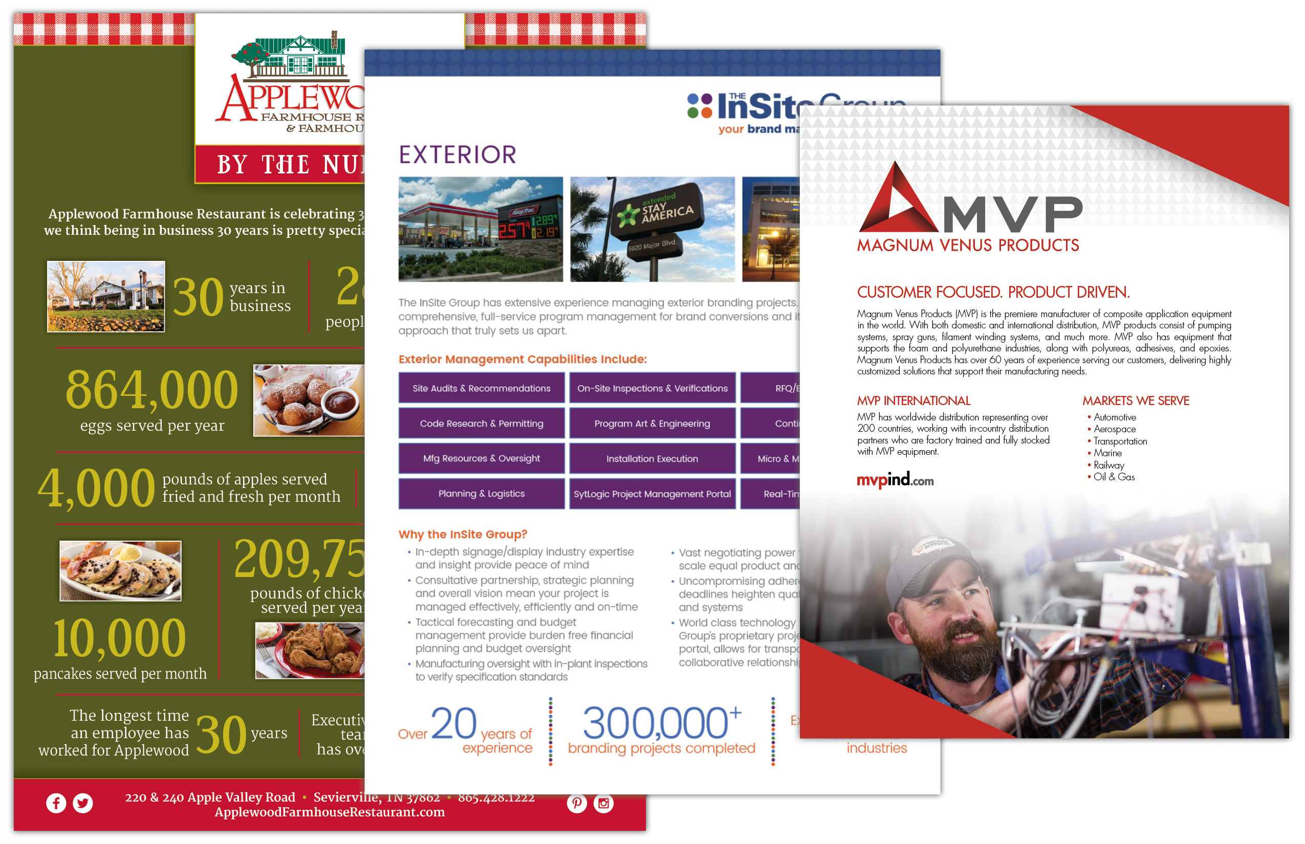 CMOco develops well thought out brochures and articles with engaging content and graphics