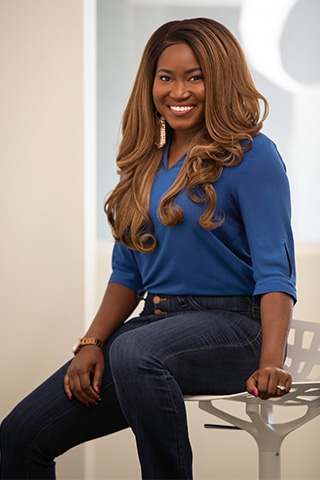 Britany Boatwright, CMOco Business Development Executive
