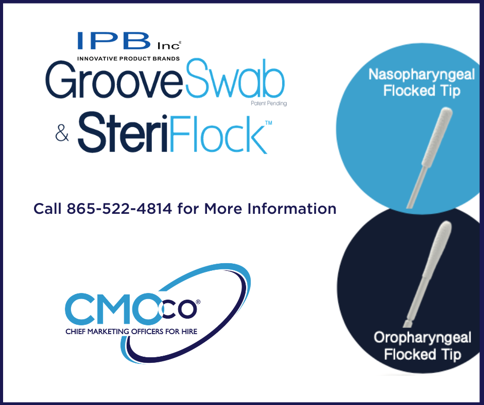 CMOco is proud to announce our strategic partnership with Innovative Product Brands (IPB), a leading medical & dental device manufacturer located in Highland, California.