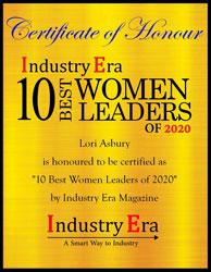 Certificate of honour from IndustryEra.